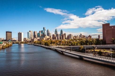 Philly Skyline web