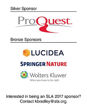SLA 2017 Sponsors